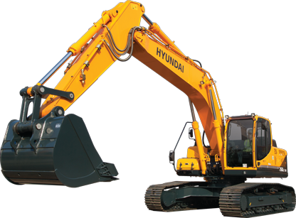 Hyundai digger buckets and excavator attachments