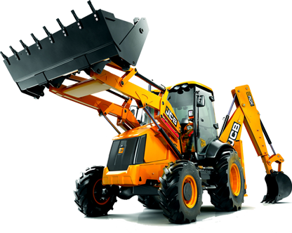 JCB digger buckets and excavator attachments