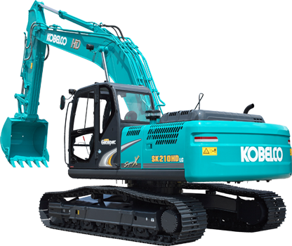 kobelco digger buckets and excavator attachments